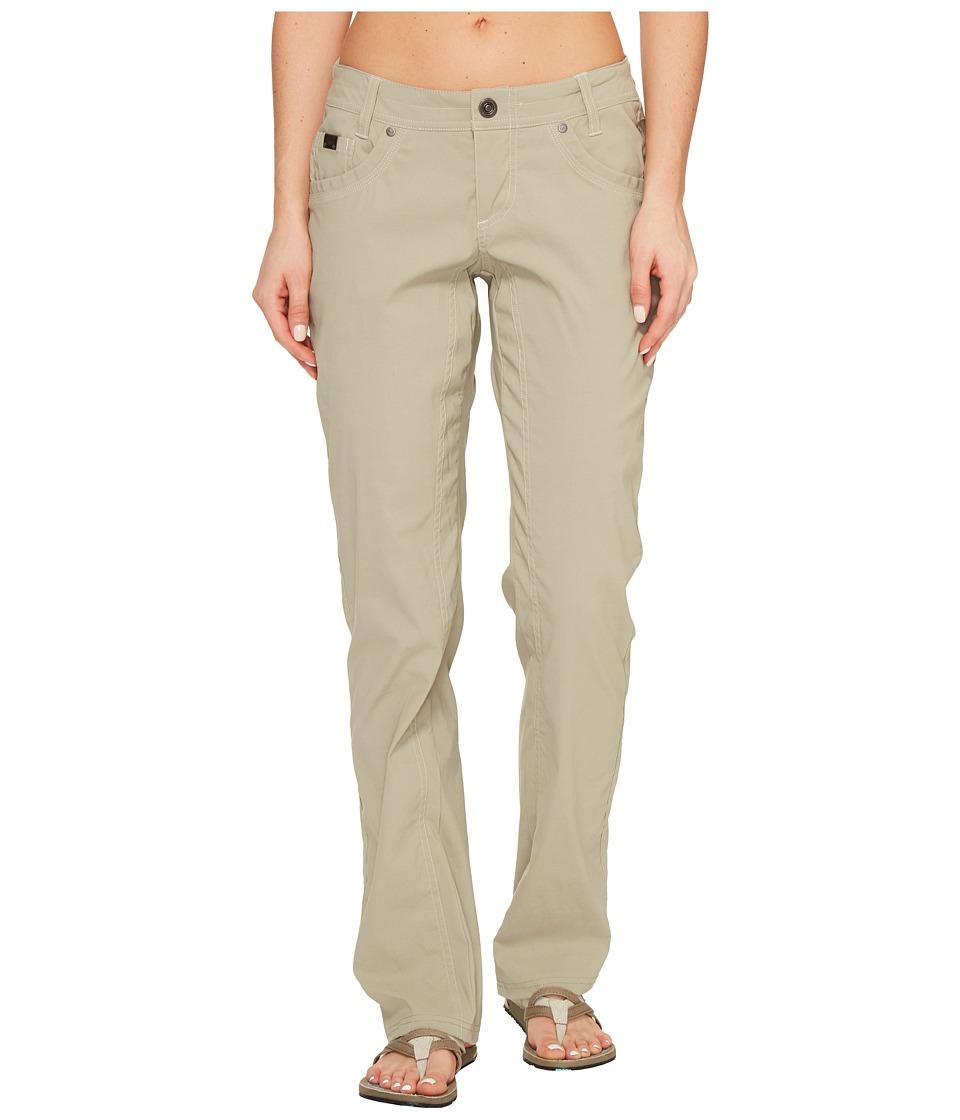 KUHL PRODUCTS INC. Kliffside Jeans (Khaki) Women's Casual...