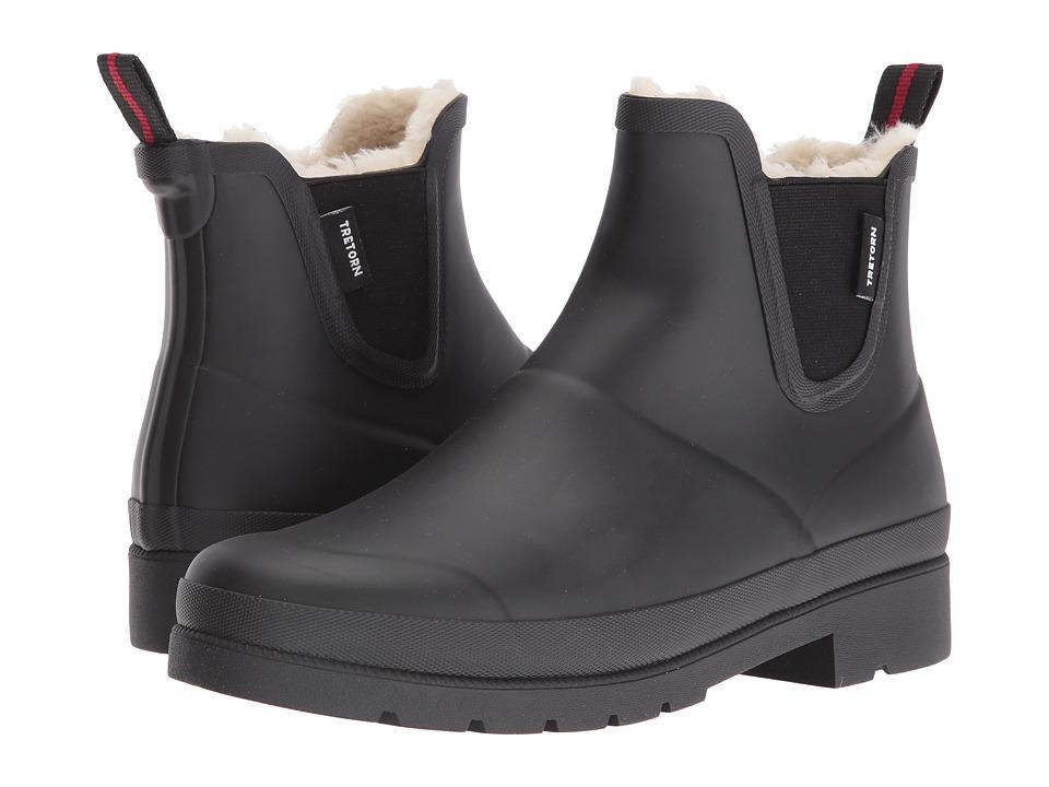Tretorn - Linawnt (Black/Black) Womens Boots