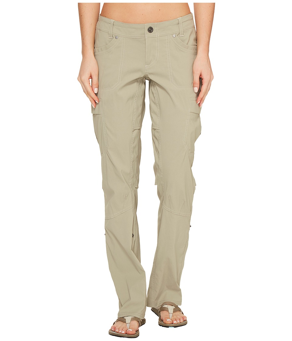 KUHL Kliffside Air Cargo Pants (Khaki) Women