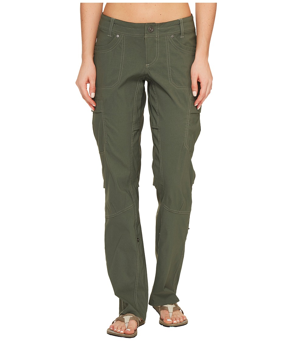 KUHL Kliffside Air Cargo Pants (Sage) Women