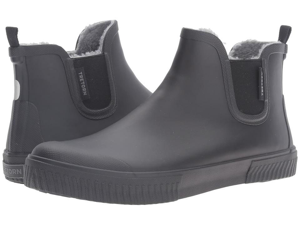 Tretorn - Guswnt (Black/Black) Mens Boots
