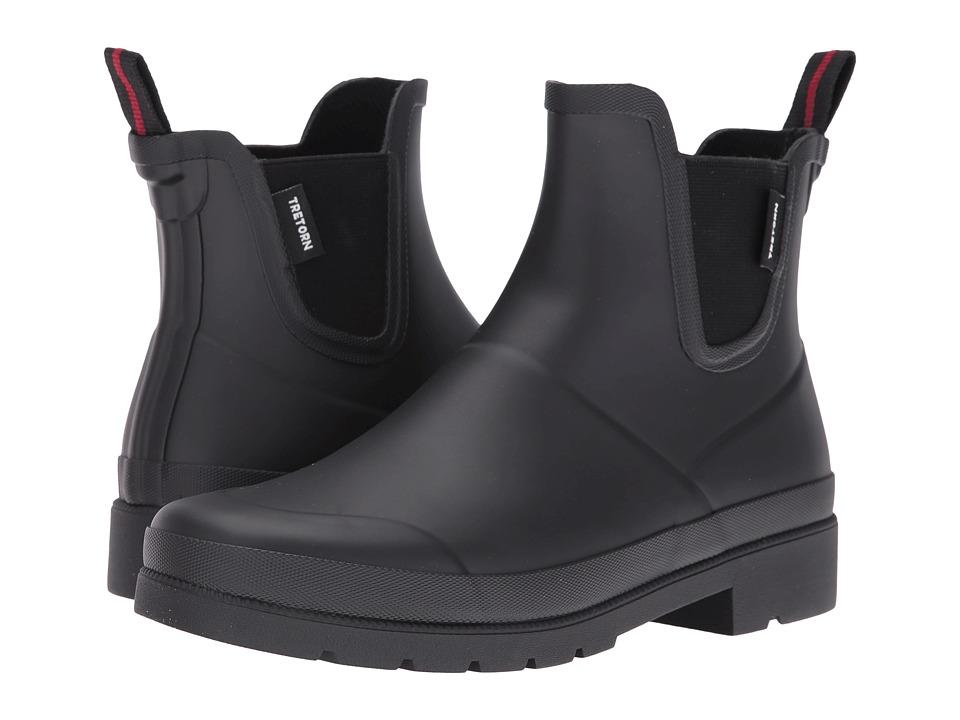 Tretorn - Lina (Black/Black) Womens Boots