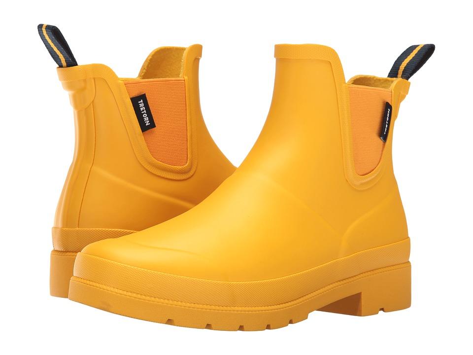 Tretorn - Lina (Yellow/Yellow) Women