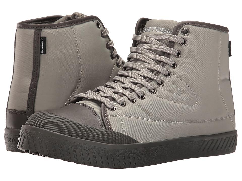 Tretorn Bailey 4 (Grey/Grey/Grey) Men