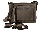 McQ - Mini Crossbody (Concrete) Cross Body Handbags