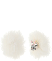Kate Spade New York - Make Magic Rabbit Reversible Earrings