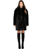 McQ - Fur Coat