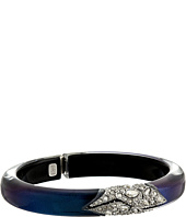 Alexis Bittar - Crystal Encrusted Mosaic Lace Hinge Bracelet