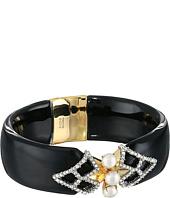 Alexis Bittar - Lattice Lace Pearl Hinge Bracelet