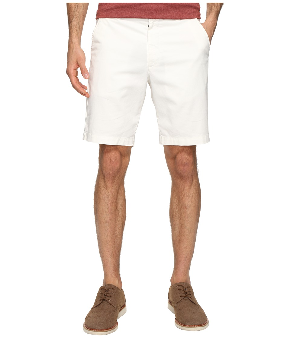 Robert Graham - Pioneer Shorts (White) Mens Shorts