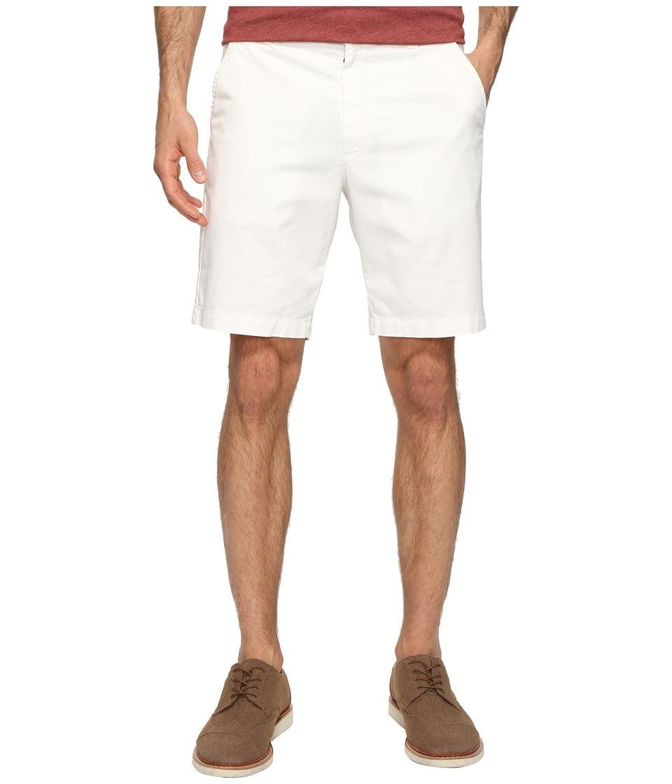 Robert Graham Pioneer Shorts (White) Men