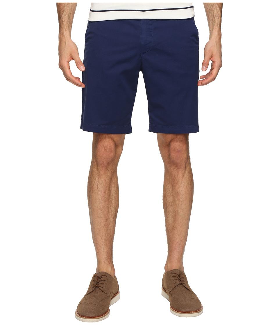 Robert Graham Pioneer Shorts (Navy) Men