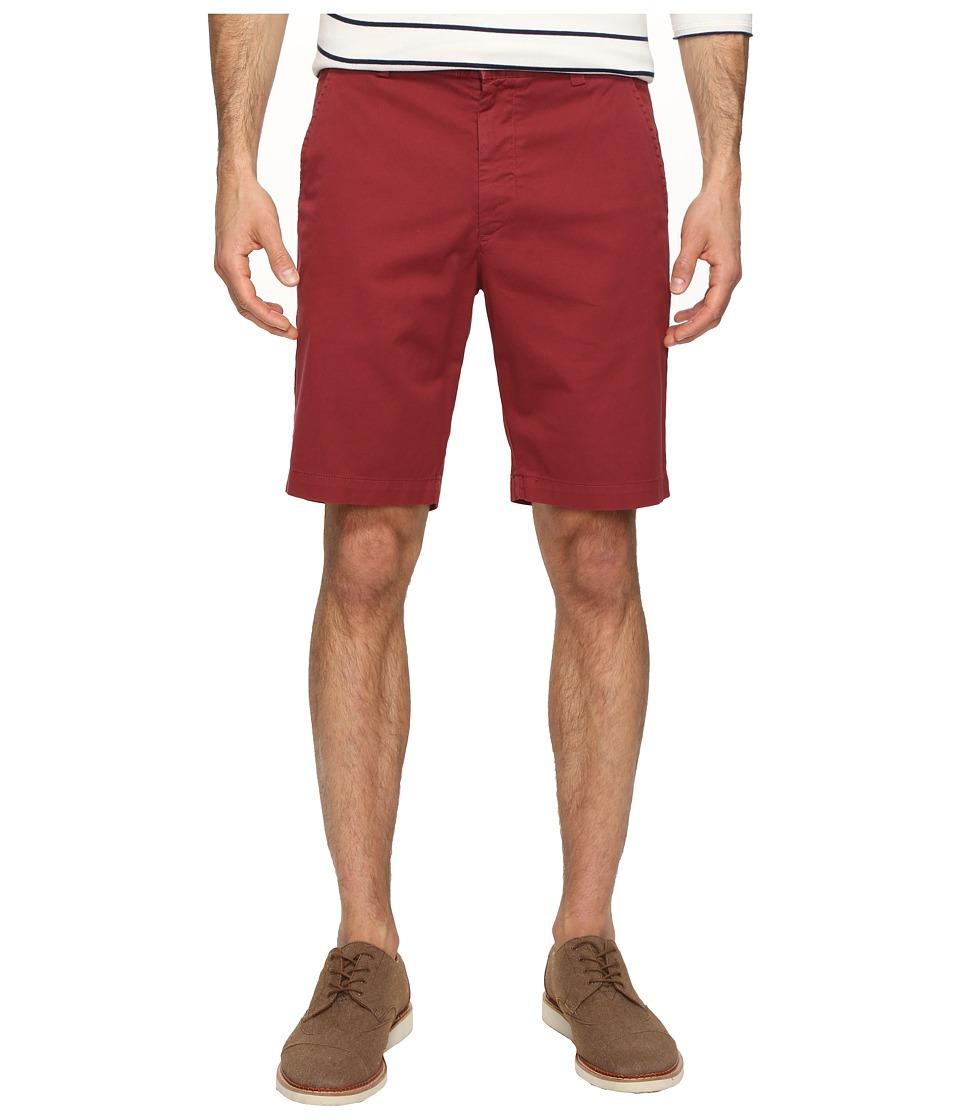 Robert Graham Pioneer Shorts (Red) Men