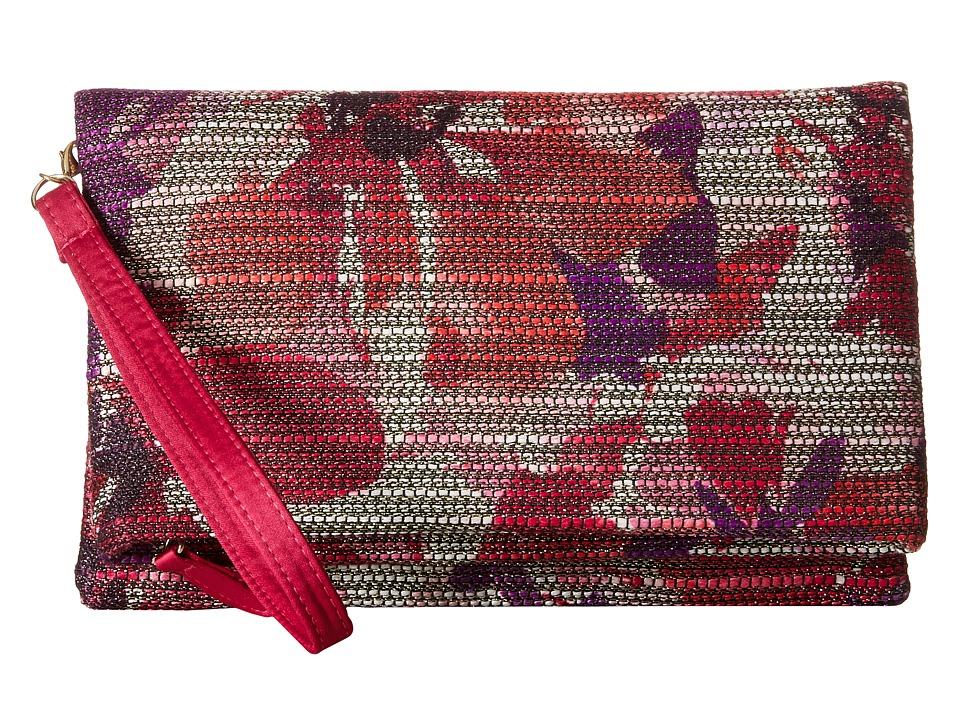 Nina - Alisha (Champagne/Berry) Handbags