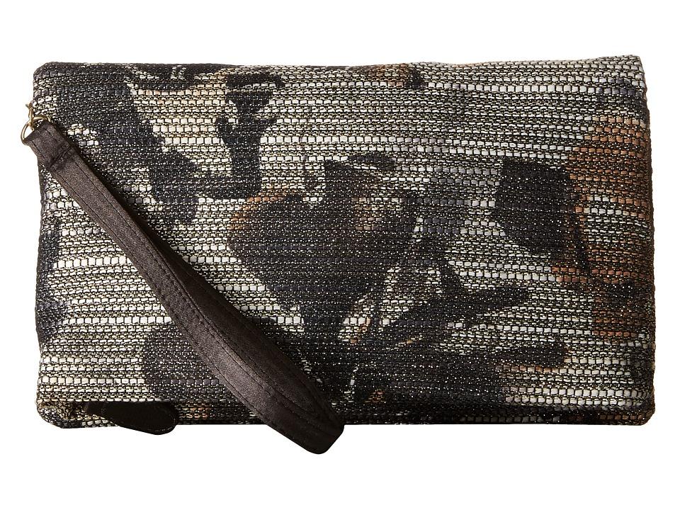 Nina - Alisha (Grey/Champagne) Handbags