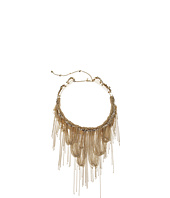 Alexis Bittar - Vintage Fringe Collar w/ Custom Cut Stones Necklace