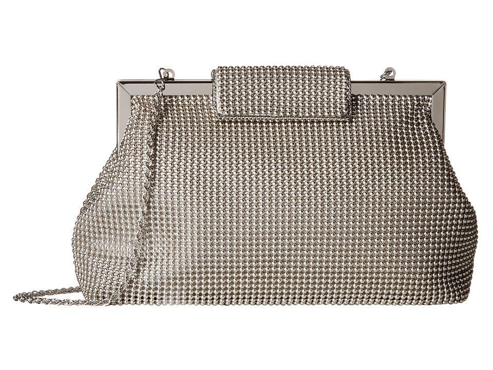 Nina - Kaidy (Silver) Handbags