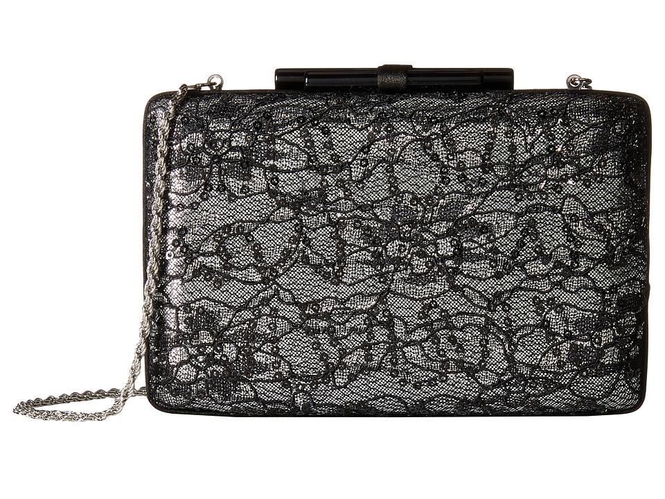 Nina - Famie (Silver/Black) Handbags