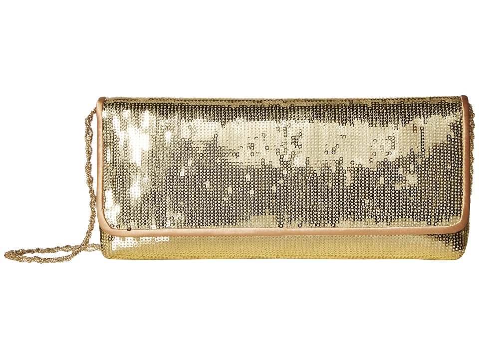 Nina - Heron (Gold) Handbags