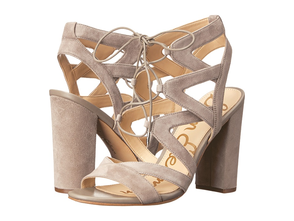 Sam Edelman Yardley (Putty Kid Suede Leather) High Heels