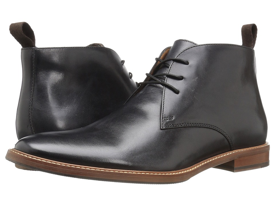 ALDO - Alevia (Black Leather) Mens Boots