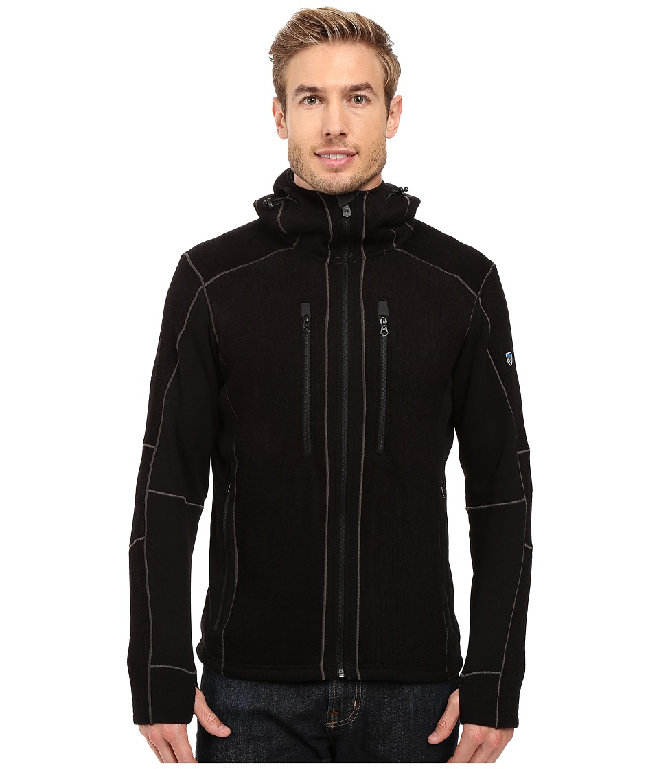 Kuhl - Interceptr Hoodie (Black) Men