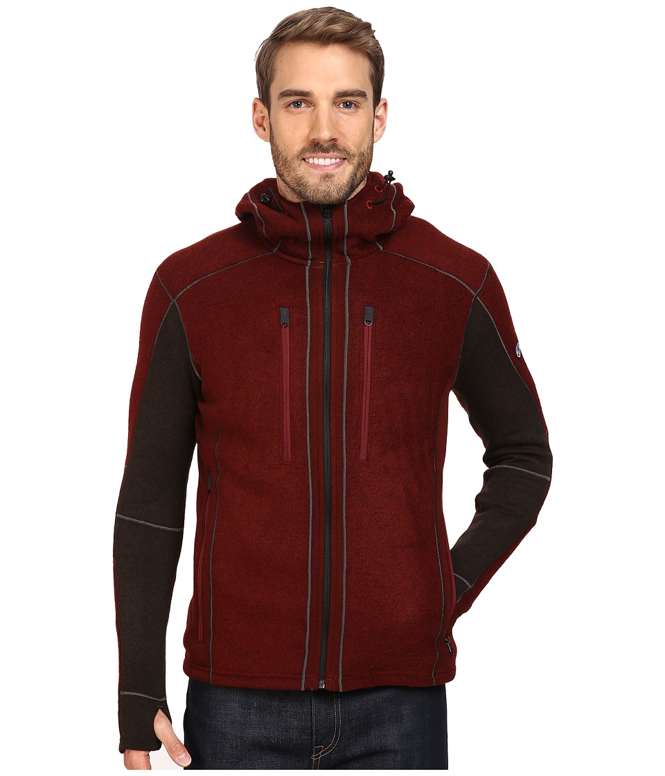 Kuhl - Interceptr Hoodie (Brick) Men