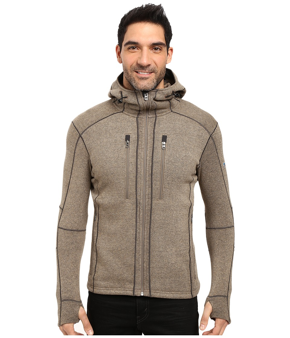 Kuhl - Interceptr Hoodie (Oatmeal) Men