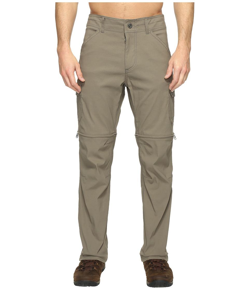 KUHL Renegade Cargo Convertible Pants (Khaki) Men