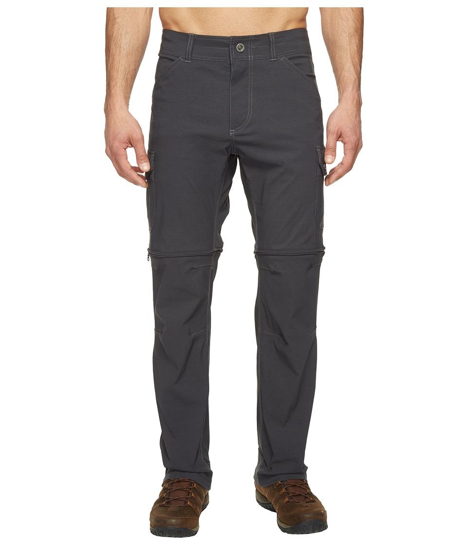 KUHL Renegade Cargo Convertible Pants (Koal) Men