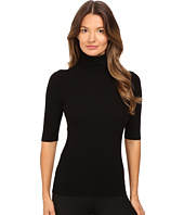 Theory - Leenda B Refine Short Sleeve Turtleneck