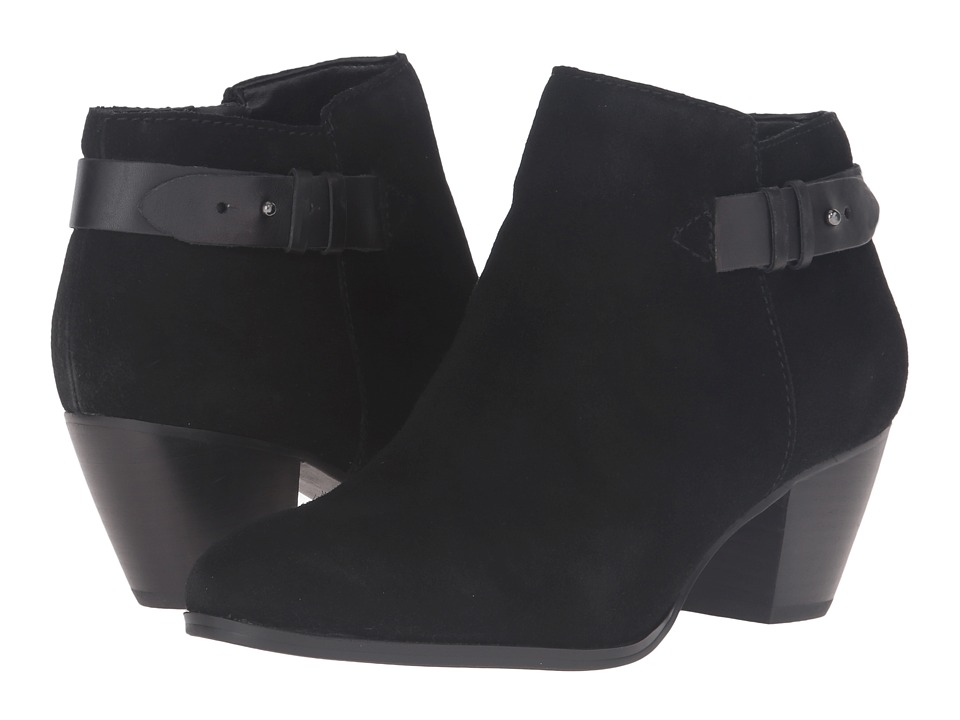 GUESS - Geora (Black Suede) Women