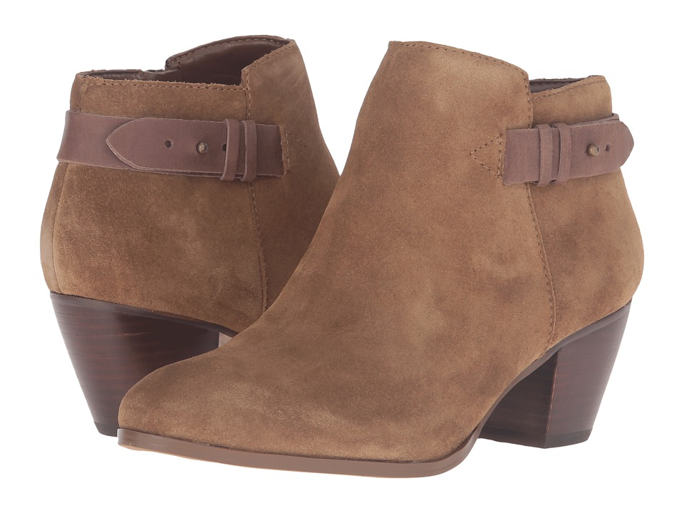 GUESS - Geora (Medium Brown Suede) Women