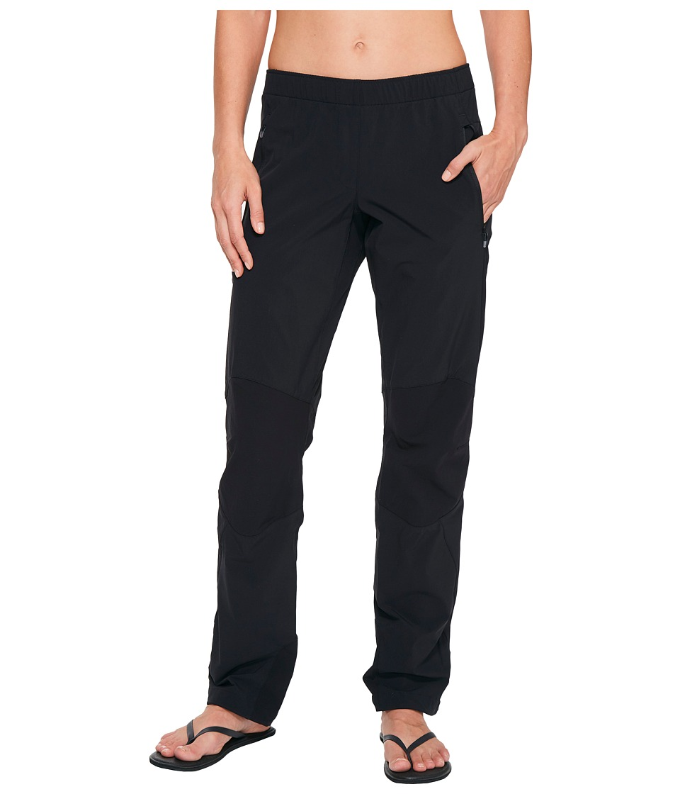 adidas Outdoor Terrex Multi Pants (Black/Black) Women