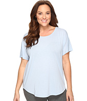 Lucy - Extended Final Rep Short Sleeve Top