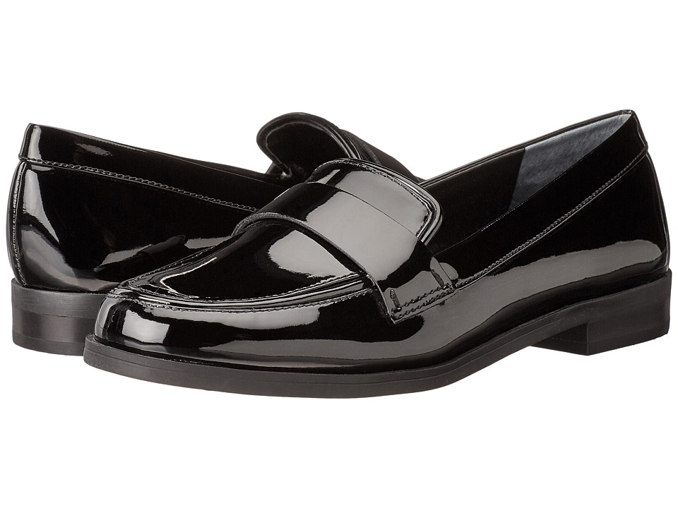 UPC 093638671599 product image for Franco Sarto - Valera (Black Patent) Women's Slip-on Dress Shoes | upcitemdb.com