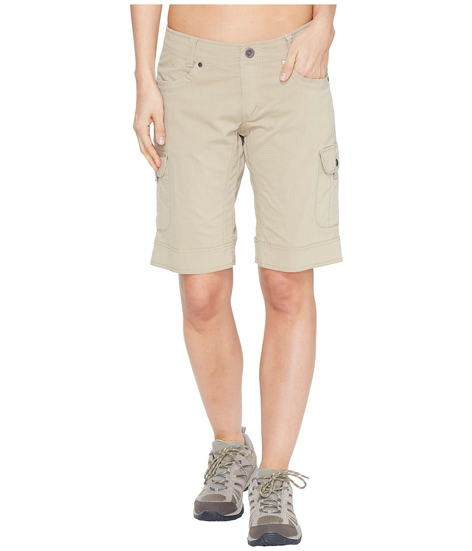 KUHL - Splash 11 Short (Desert Khaki) Womens Shorts
