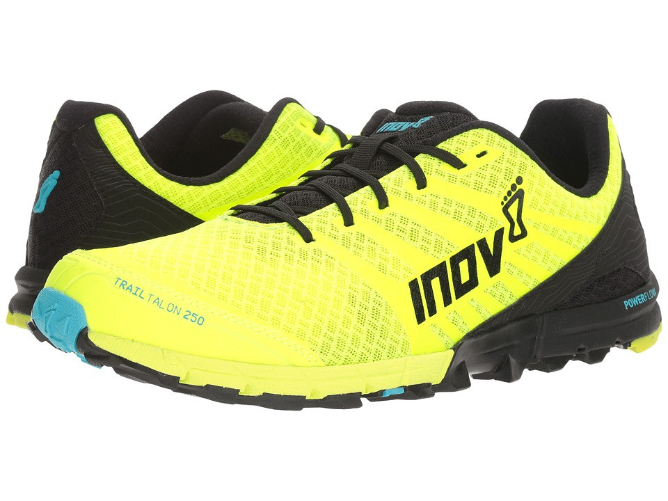 inov-8 TrailTalon 250 (Neon Yellow/Black/Blue) Men