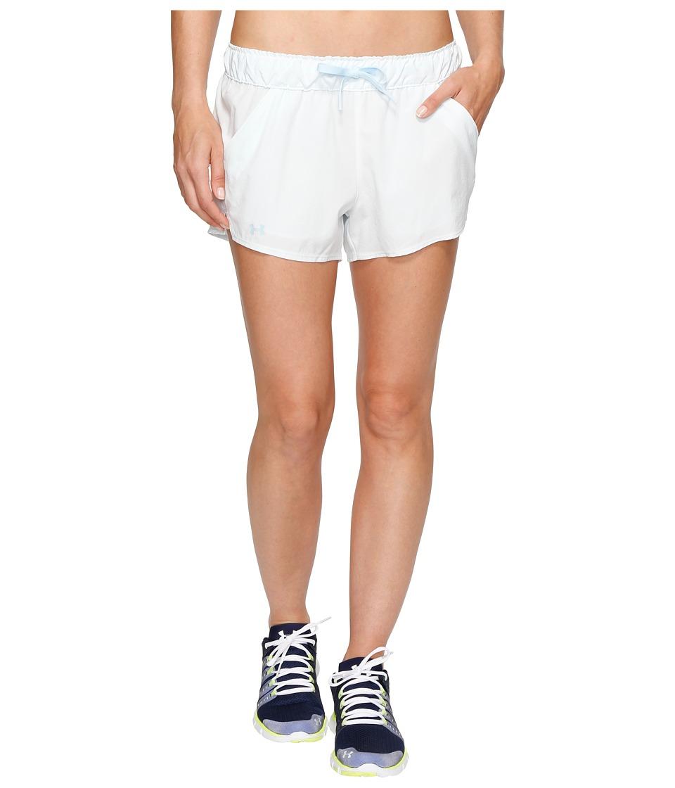 Under Armour - UA Turf Tide Shorts (Skylight/Skylight/Maui) Womens Shorts