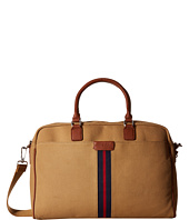 Tommy Hilfiger - Elijah - Canvas w/ PVC Trim Briefcase