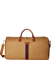 Tommy Hilfiger - Elijah - Canvas w/ PVC Trim Weekender