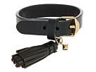 Rebecca Minkoff - Single Row Leather Bracelet with Tassel
