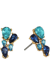 Rebecca Minkoff - Multi Stone Stud Earrings
