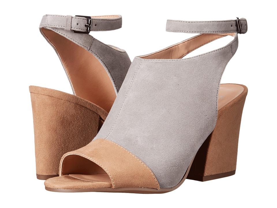 Franco Sarto Franchesca (Dark Sandstone Suede) High Heels
