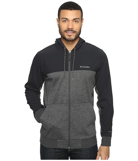 Columbia Lost Lager Hoodie - Shark/Black