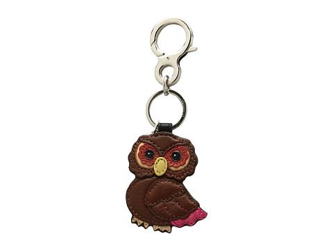 Brighton Ollie Owl Handbag Fob - Multi