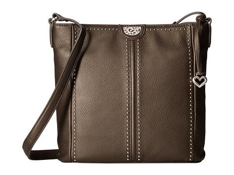 Brighton Roxi Shoulder Bag - Pewter