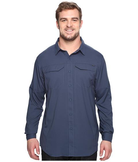 Columbia Silver Ridge Lite Long Sleeve Shirt - Tall - Zinc