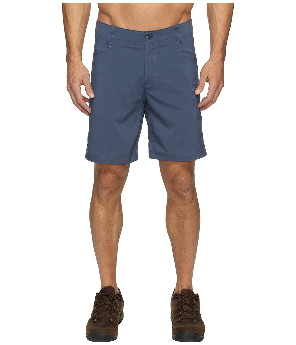 Columbia Silver Ridge Stretch Shorts (Zinc) Men