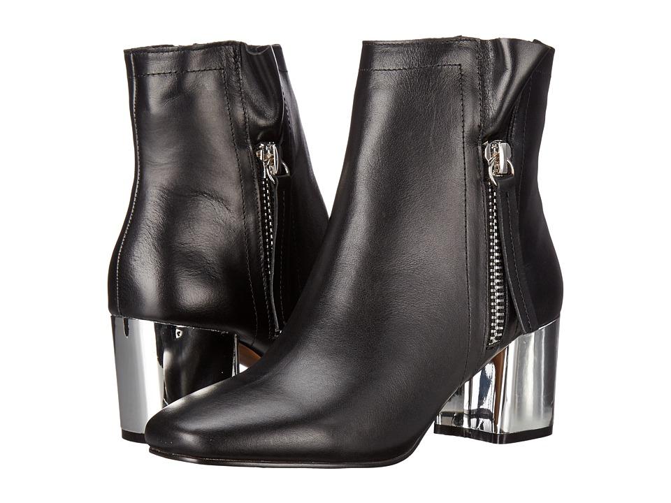 Shellys London Dain (Black Leather) Women